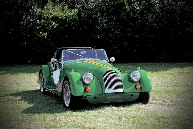 2013 Morgan Plus 4 Super Sports Baby Doll VI