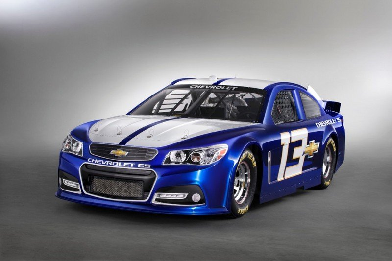 2014 Chevrolet SS NASCAR High Resolution Exterior - image 484574
