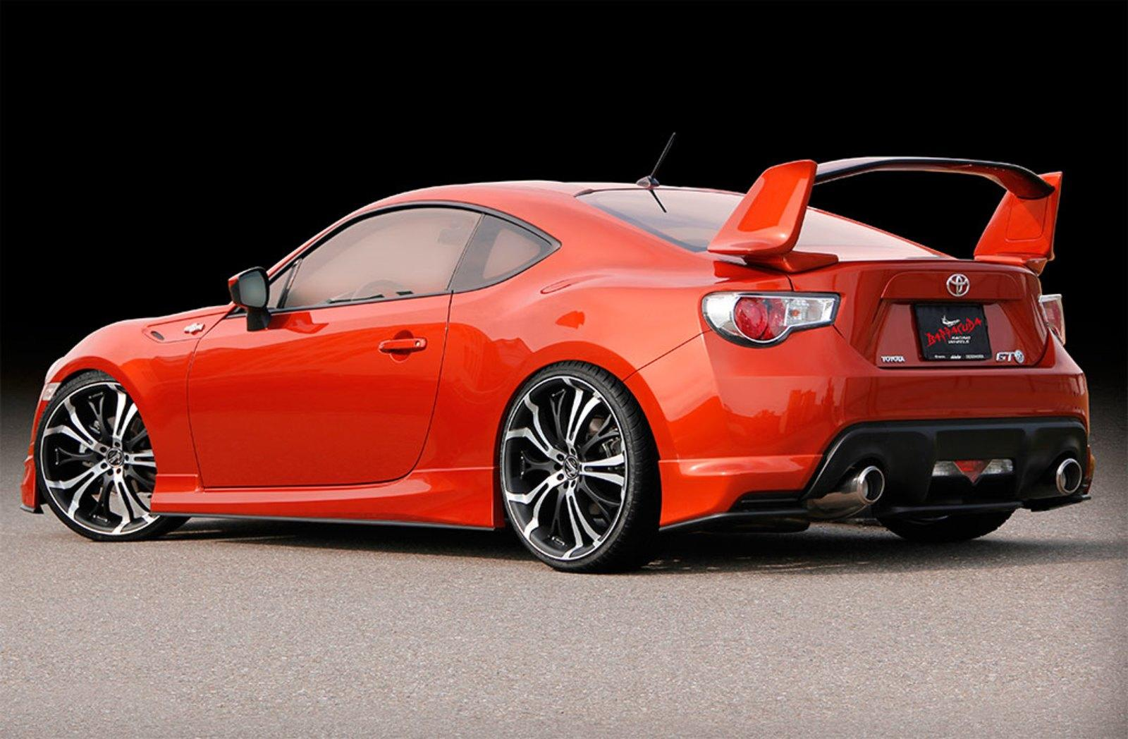 2013 toyota gt86 by barracuda review top speed. Black Bedroom Furniture Sets. Home Design Ideas