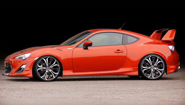 2013 toyota gt86 by barracuda car review top speed. Black Bedroom Furniture Sets. Home Design Ideas