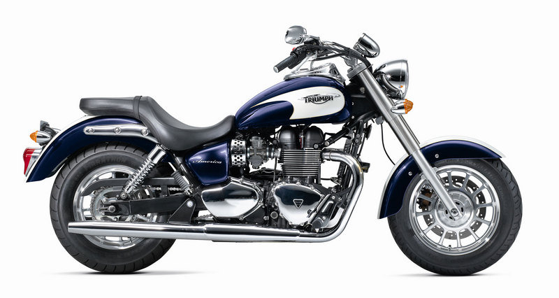 triumph america reviews, specs & prices - top speed