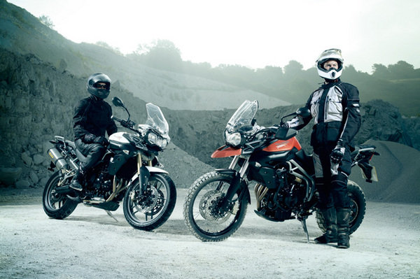 2013 Triumph Tiger 800 Xc Motorcycle Review Top Speed