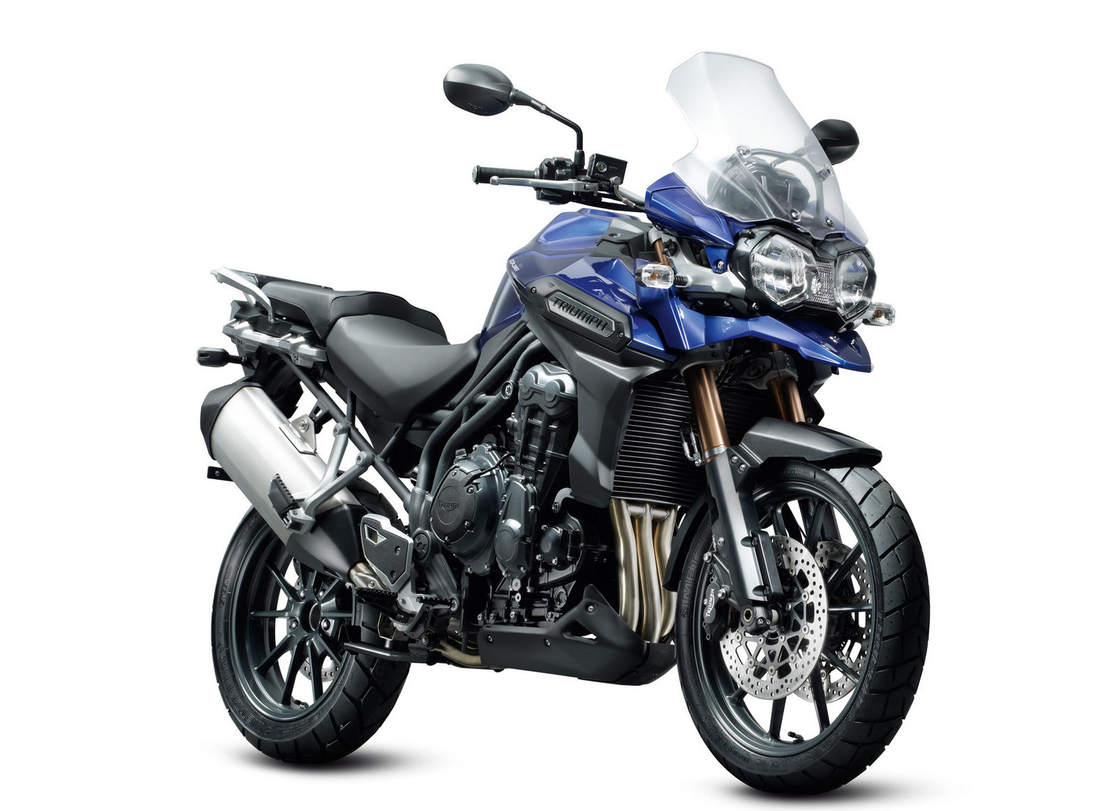 2013 Triumph Tiger Explorer Top Speed