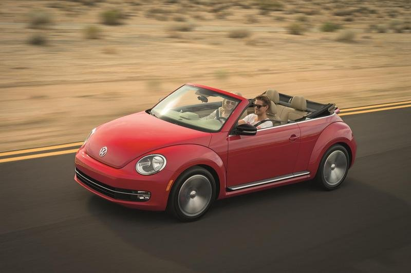 2013 Volkswagen Beetle Cabrio High Resolution Exterior - image 484377