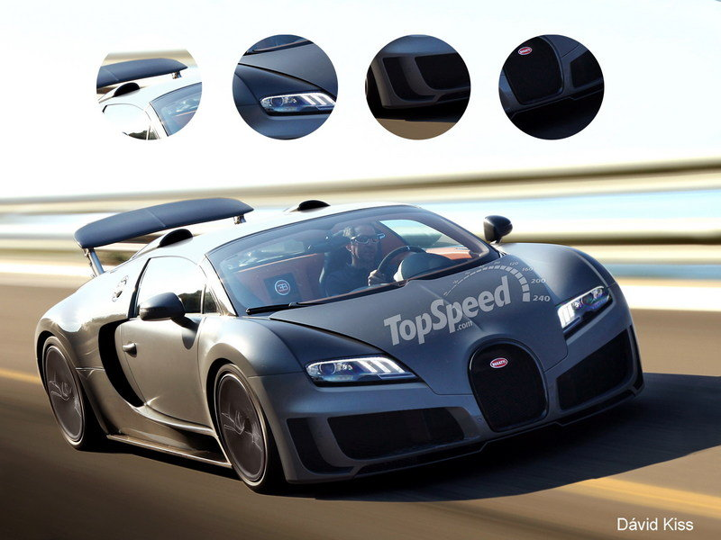 2014 Bugatti SuperVeyron Exclusive Renderings - image 482574