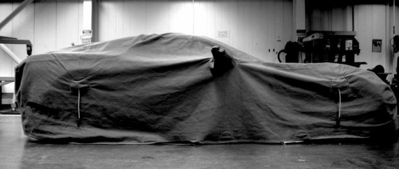 2014 Chevrolet Corvette C7 Teased Again; Will Debut With Aisin Eight-Speed Auto Transmission