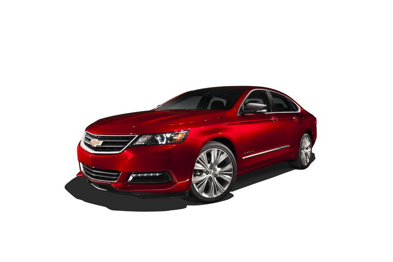 2014 - 2015 Chevrolet Impala High Resolution Exterior - image 483235