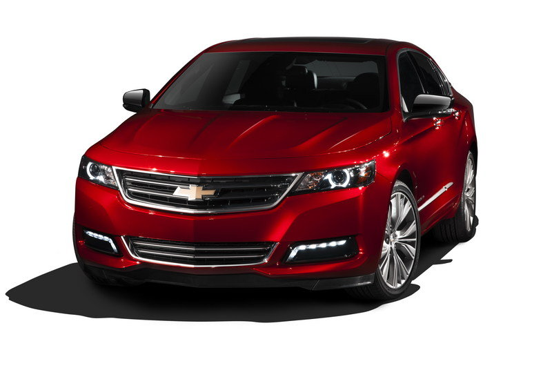 2014 - 2015 Chevrolet Impala High Resolution Exterior - image 483236