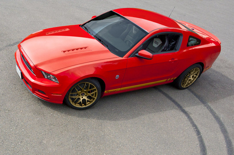 2014 Ford Mustang 50th Anniversary Holman Moody Tdf By Holman Moody Top Speed
