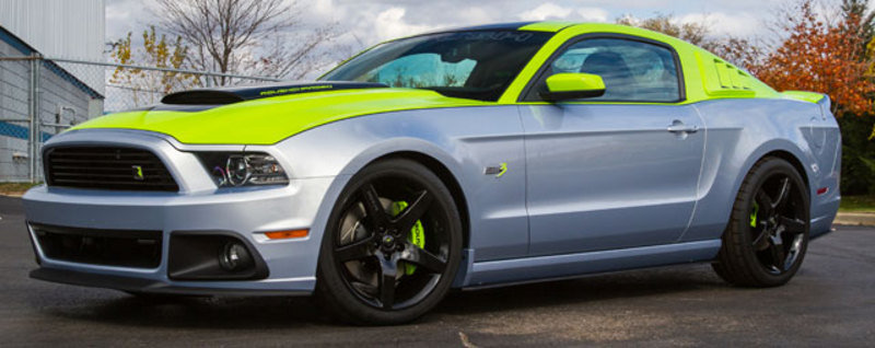 Sherwin Williams Auto Paint >> 2014 Ford Roush Stage 3 Mustang Gt By Roush Ford Racing And
