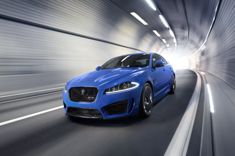 2014 Jaguar XFR-S High Resolution Exterior Wallpaper quality - image 484101