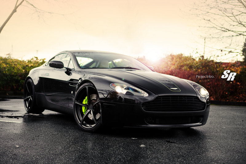 "2013 Aston Martin Vantage ""Project Kro"" by SR Auto Group"