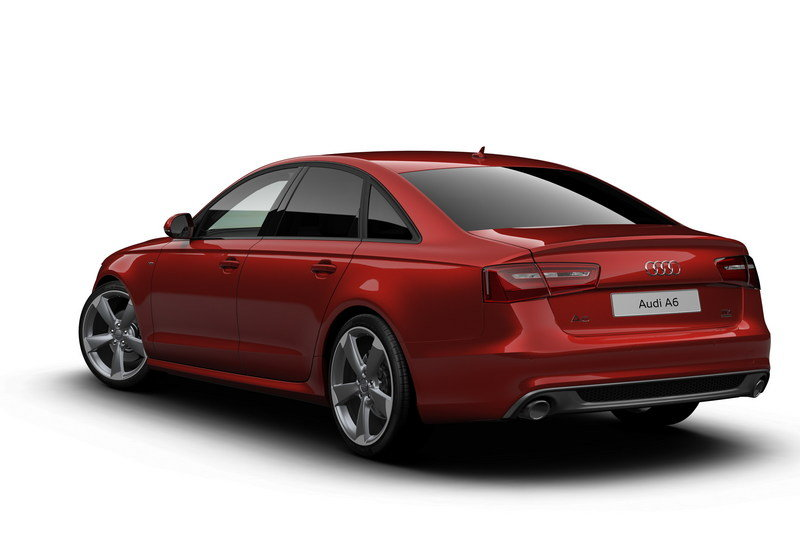 2013 Audi A6 and A7 Black Edition