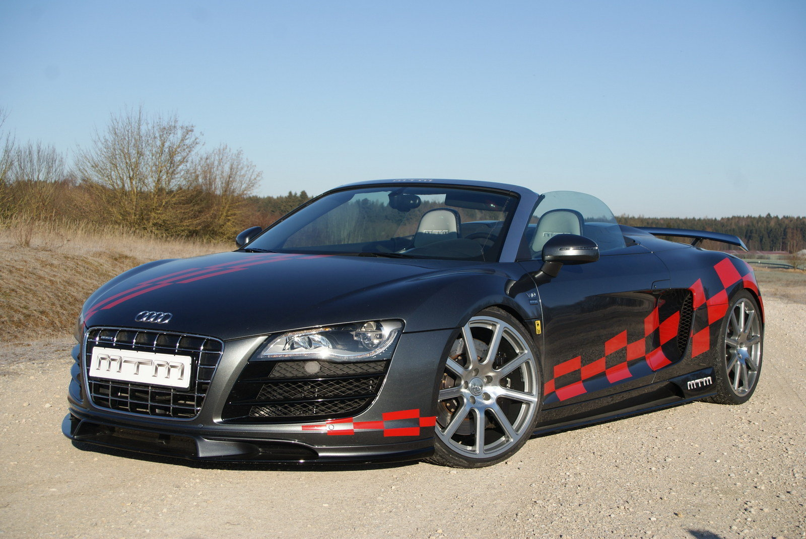 2013 Audi R8 V10 Quattro By MTM Review - Top Speed