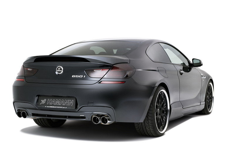 2012 BMW 6-Series M Package by Hamann