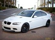 BMW M3 Coupe Snow White by Mode Carbon