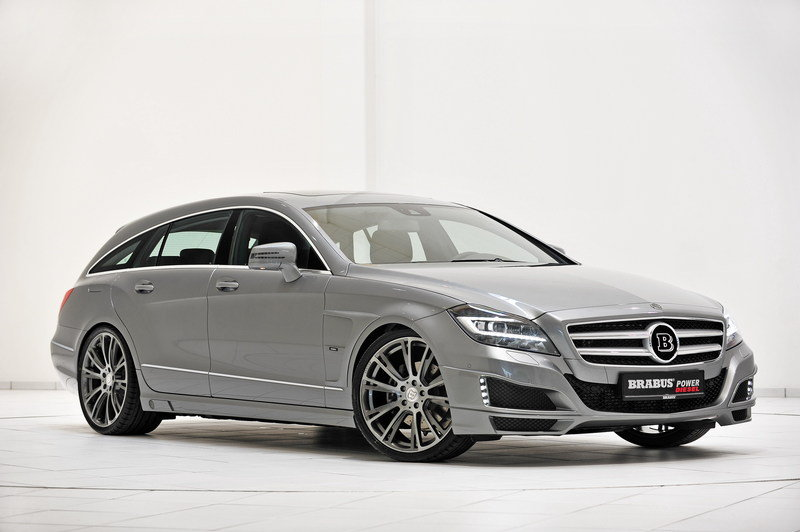 Brabus Announces a Series of Power Diesel Special Editions
