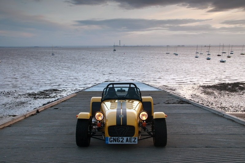 2013 Caterham Seven Supersport R High Resolution Exterior - image 481387