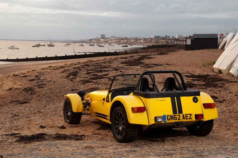 2013 Caterham Seven Supersport R High Resolution Exterior - image 481388