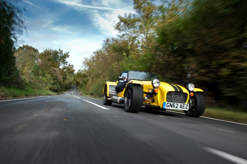 2013 Caterham Seven Supersport R High Resolution Exterior Wallpaper quality - image 481386