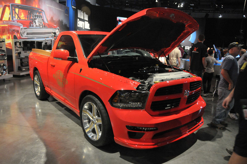 2012 Dodge Ram L'il Red Express Truck