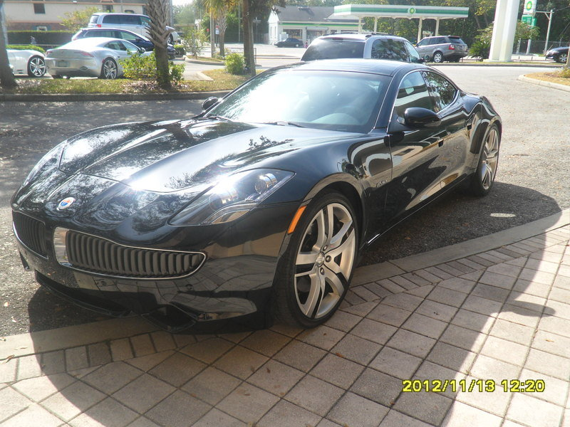 Fisker Karma: TopSpeed Test Drive Exterior - image 481945