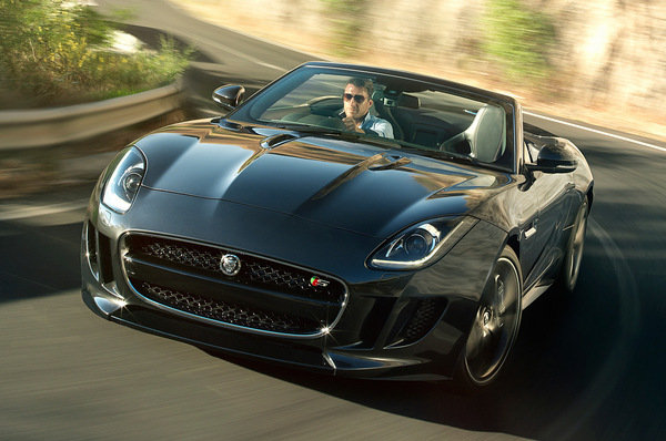 jaguar f-type black pack edition picture