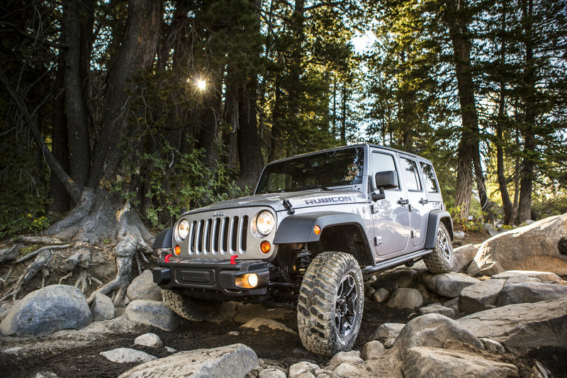 2013 Jeep Wrangler Rubicon 10th Anniversary Edition High Resolution Exterior - image 483774