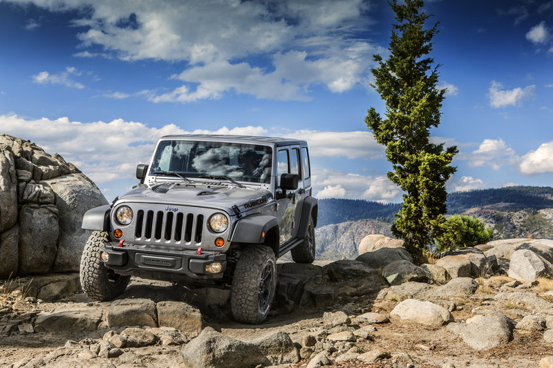 2013 Jeep Wrangler Rubicon 10th Anniversary Edition High Resolution Exterior Wallpaper quality - image 483724