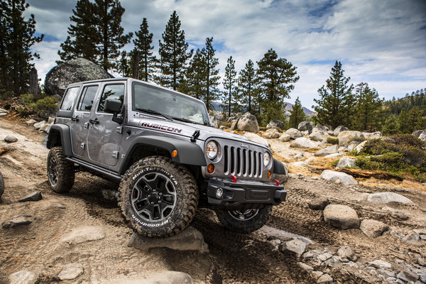 jeep wrangler rubicon 10th anniversary edition picture