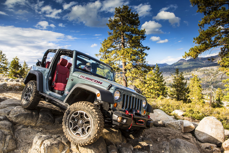 2013 Jeep Wrangler Rubicon 10th Anniversary Edition High Resolution Exterior - image 483728