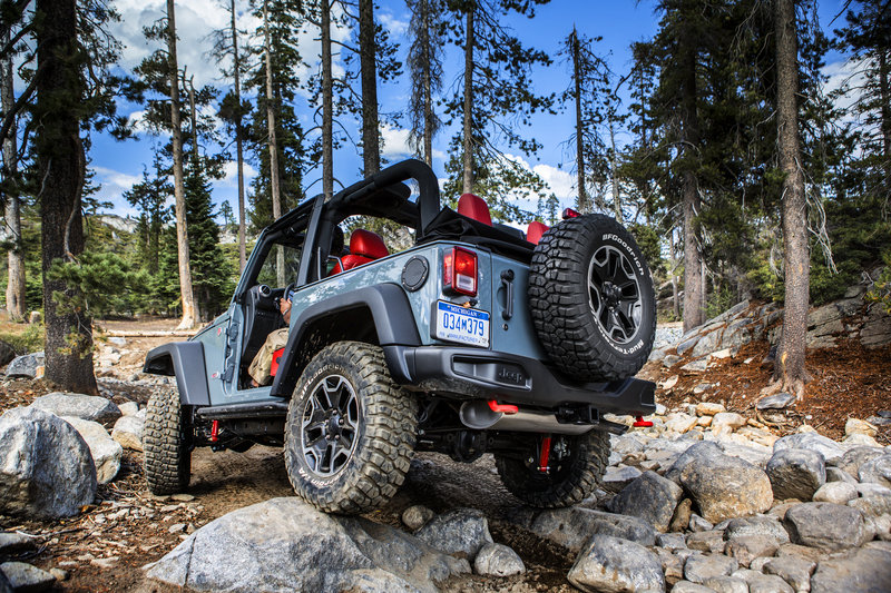 2013 Jeep Wrangler Rubicon 10th Anniversary Edition High Resolution Exterior - image 483730