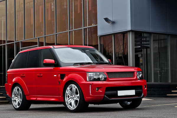 land rover range rover sport mille miglia edition by kahn design picture