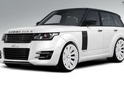 Land Rover Range Rover by Lumma Design