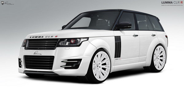 land rover range rover by lumma design picture