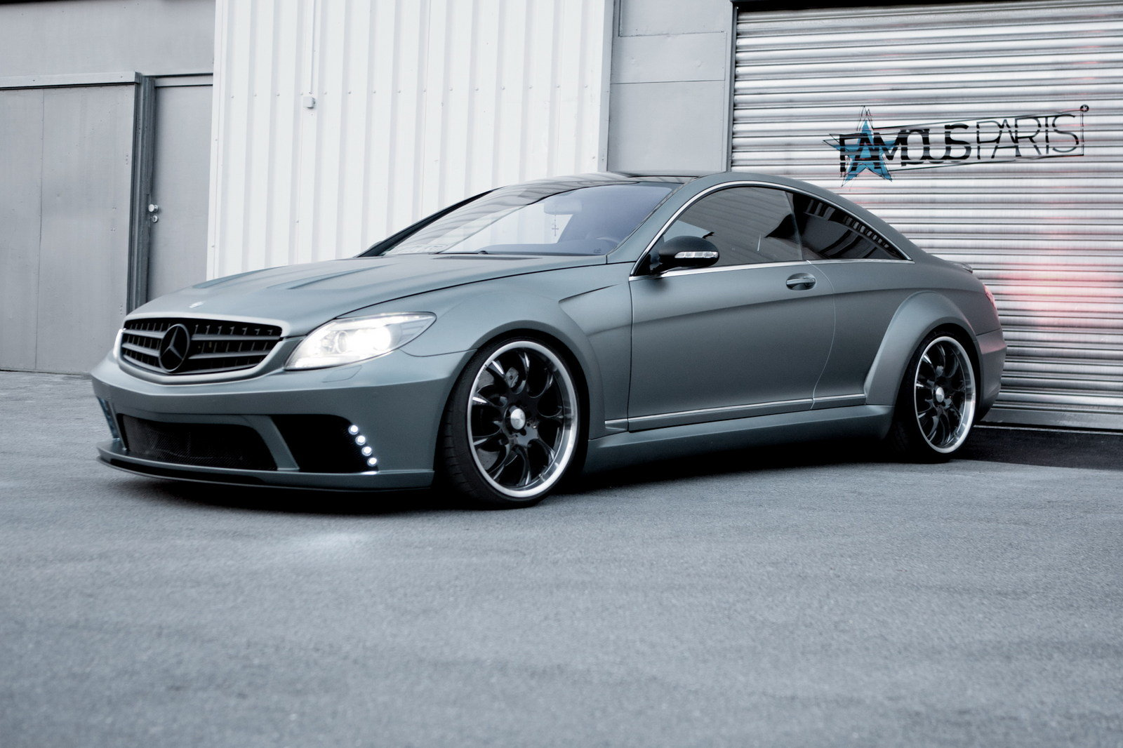 2013 mercedes benz cl63 amg by famous parts picture for Mercedes benz spare parts price list