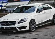Mercedes-Benz CLS 63 AMG by GAD