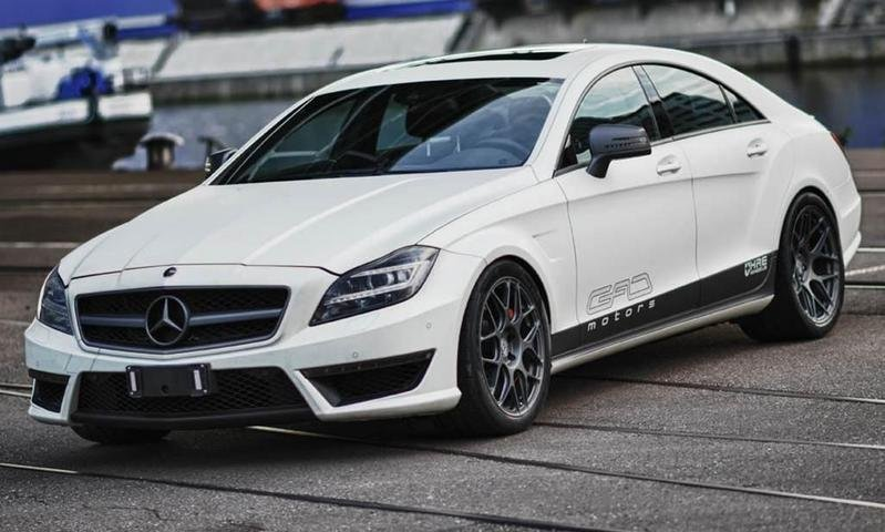 2013 Mercedes-Benz CLS 63 AMG by GAD