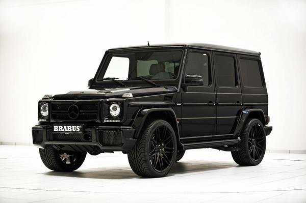 mercedes g63 amg by brabus picture