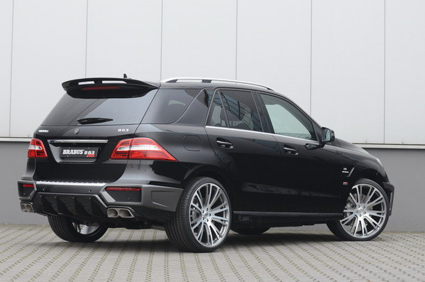 2012 mercedes ml63 amg by brabus car review top speed. Black Bedroom Furniture Sets. Home Design Ideas