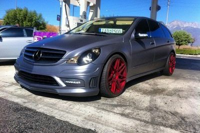 2006 - 2007 Mercedes R500 By Infinite Auto Design