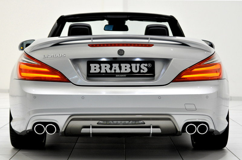 2013 Mercedes SL-Class by Brabus High Resolution Exterior - image 484773