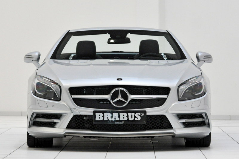 2013 Mercedes SL-Class by Brabus