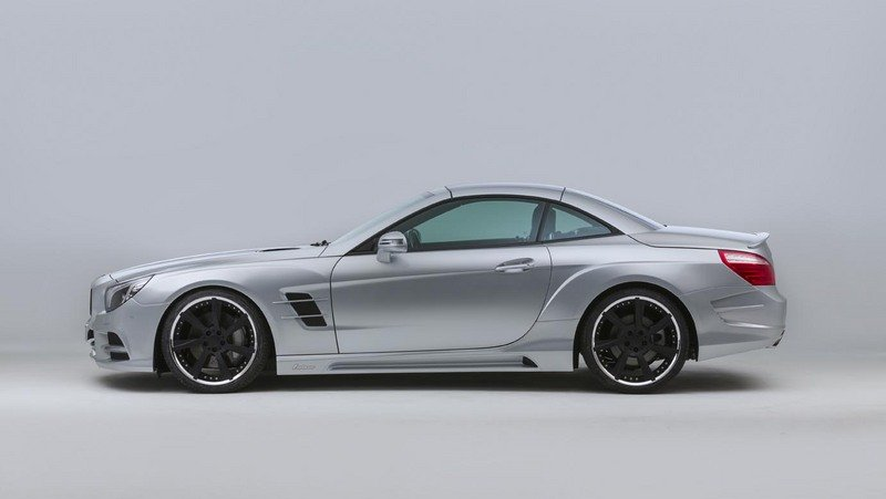 2012 Mercedes SL500 by Lorinser High Resolution Exterior - image 484747