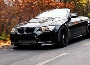 BMW MH3 V8 R Biturbo Cabriolet by Manhart Racing