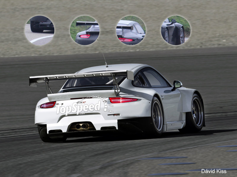 2013 Porsche 911 GT3 RSR Exclusive Renderings - image 482207