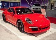 Porsche 911 S - Sport Design Package