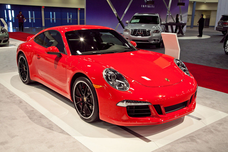 2013 Porsche 911 S - Sport Design Package