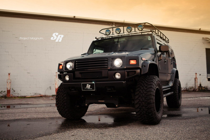 2012 Hummer H2 Project Magnum by SR Auto Group