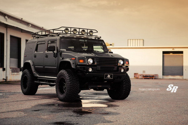 hummer h2 project magnum by sr auto group picture